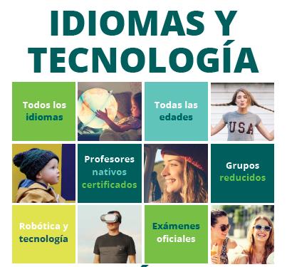 Franquicia idiomas y tecnología